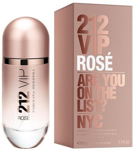 Carolina Herrera VIP Rose 212 edp בושם לאישה