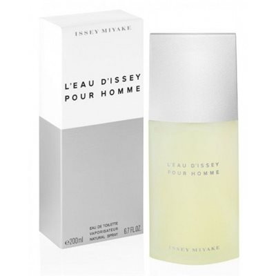 Issey Miyake L'Eau d'Issey Pour Homme איסי מיאקי 200 מ''ל לגבר