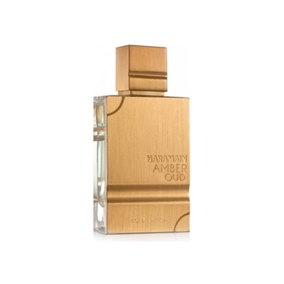 Al Haramain Amber Oud Gold Edition -אל הארמיין אמבר אוד גולד א.ד.פ 120 מ''ל -יוניסקס