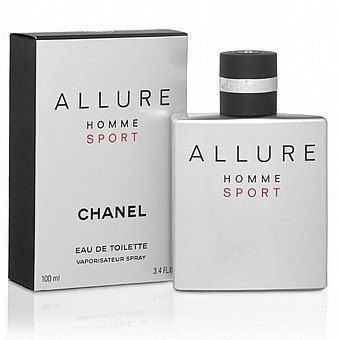 "Chanel Allure Sport 100ml edt- שאנל אלור ספורט אדט 100 מ""ל לגבר"