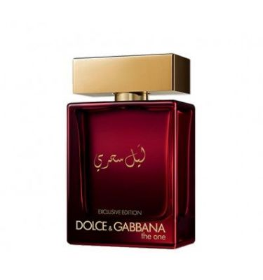 בושם לגבר Dolce & Gabbana he One Mysterious Night E.D.P 100ml