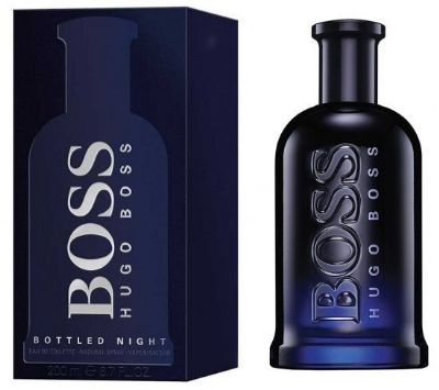 "HUGO BOSS Bottled Night- הוגו בוס נייט אדט 200 מ""ל לגבר"