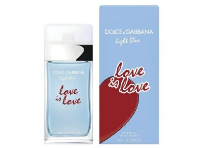 "Dolce & Gabbana Light Blue-דולצ'ה וגבאנה לייט בלו לאב איז לאב א.ד.ט 10מ""ל לאישה"